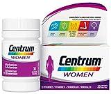 Centrum Women – Multi Vitamines et Minéraux – 13 vitamines et 10 minéraux – Complément alimentaire pour femme – Flacon de vitamines / 30 comprimés