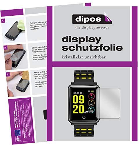 Dipos I 6X Protector Pantalla Compatible TagoBee TB06