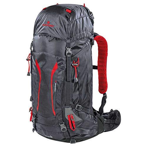 Ferrino Unisex– Erwachsene Finisterre Rucksack, schwarz, 38 L