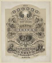 Photo Reprint Our father who art in heaven ... 1876