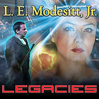 Legacies     Corean Chronicles, Book 1              By:                                                                                                                                 L. E. Modesitt Jr.                               Narrated by:                                                                                                                                 Kyle McCarley                      Length: 20 hrs and 45 mins     14 ratings     Overall 4.4