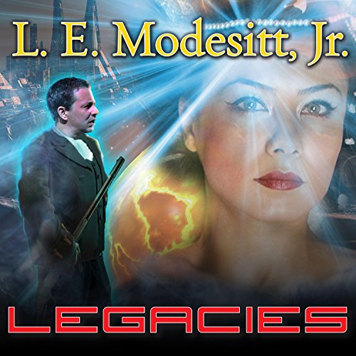 Legacies audiobook cover art