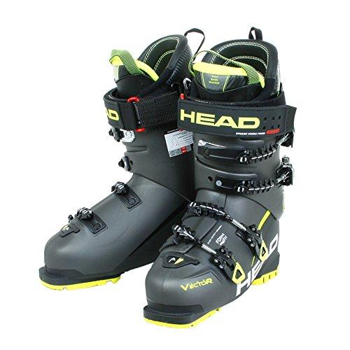 HEAD Vector EVO 130S Anth/Black-Yellow - - 27,5