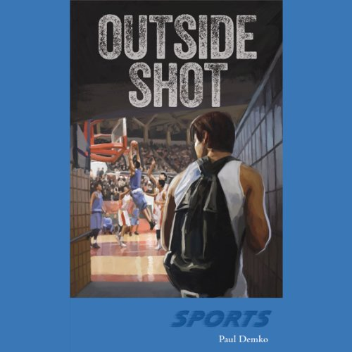 Outside Shot audiobook cover art