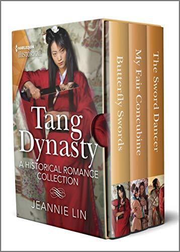 Tang Dynasty Boxset: A Historical Romance Collection (English Edition)