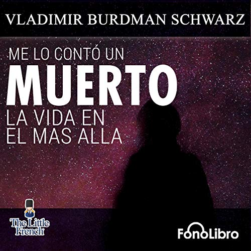 Me lo conto un Muerto [I Was Told by a Dead] audiobook cover art