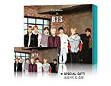 MEDIHEAL BTS Collaboration Special Sheet Mask Pack Set (Photocard Gift) (Soothing Care)