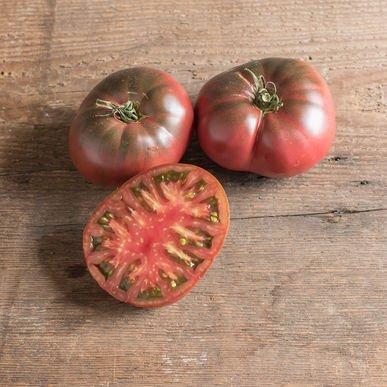 David's Garden Seeds Tomato Beefsteak Black Krim...