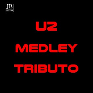 U2 Medley: I Still Haven't Found What I'm Looking For, The Sweetest thing, Pride, Staring at the Sun, Sunday Bloody Synday, Discothéque, With or Without You, Numb, Where the >Streets Have No Name, Lemon, The Unforgettable Fire, One, All I Want Is You, Dan (U2 Tributo)