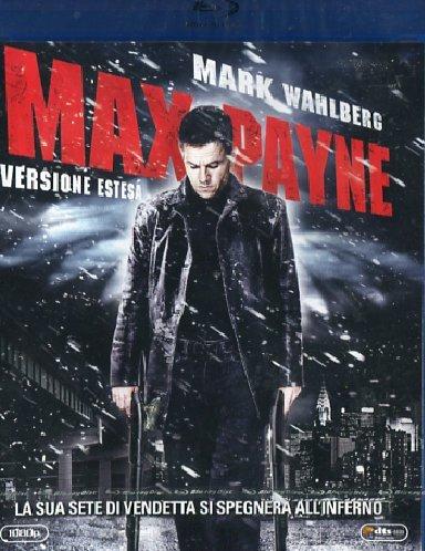 Max payne [Italia] [Blu-ray]