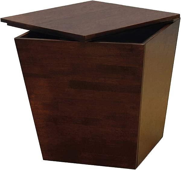 Winsome Trading Inc 94418 Mezo Cube 收纳胡桃木