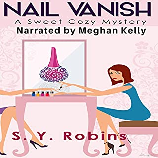 Nail Vanish audiobook cover art