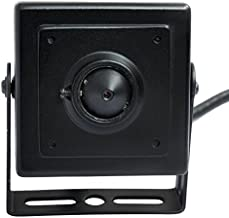 ELP Mini USB Cameras with Case for House Security with Face Detection Function.
