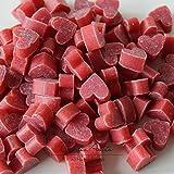 Florex Schafmilchseife mini mini Herz 50 Stück Granatapfel Seife Gastgeschenk