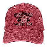 Property of Bushwood Country Club Poste Vintage Adjustable Denim Hats Truck Driver Hat Dad Cap Baseball Cap