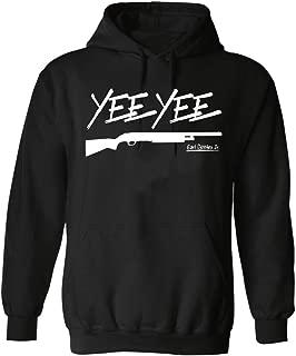 Yee Yee Black Hoodie