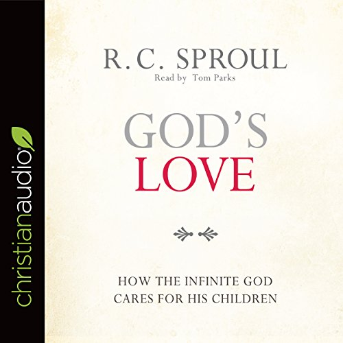 God's Love audiobook cover art