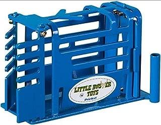 Little Buster Toys 1/16 Blue Priefert Calf Roping Chute