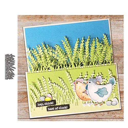 ECMQS Wheat Stanzmaschine Stanzschablone Prägeschablonen Stanzformen Schablonen Für Scrapbooking, Herstellung Von Karten, Albumdekoration, Bilderrahmen