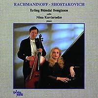 ショスタコーヴィチ&ラフマノニフ:チェロ・ソナタ集 Sonatas for Cello & Piano