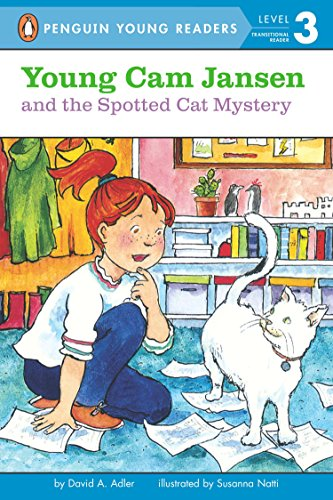Young Cam Jansen and the Spotted Cat Mystery (English Edition)