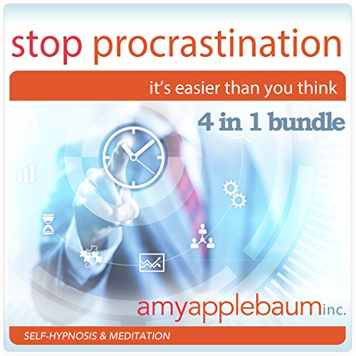 Stop Procrastination Collection - It's Easier than You Think cover art