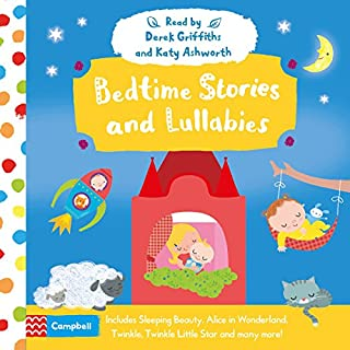 Couverture de Bedtime Stories and Lullabies