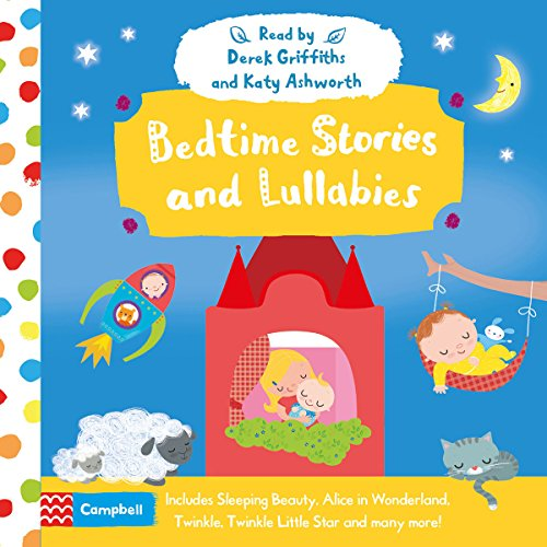 Bedtime Stories and Lullabies audiobook cover art