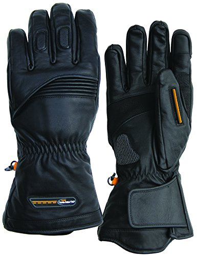 Olympia Sports 435215 Men's All Season II Touch Gloves (Black, Large)