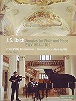 Sonatas for Violin & Piano Bwv 1014-1019 [DVD]