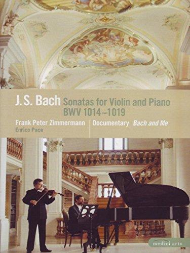 Johann S. Bach - Sonatas for Violin and Piano BWV 1014-1019