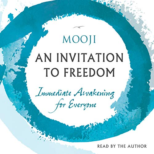 An Invitation to Freedom audiobook cover art
