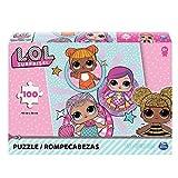 L.O.L. Puzzle - Rompecabezas (Rompecabezas de figuras, Dibujos, Niños, Chica, 6 año(s), Multicolor) , color/modelo surtido
