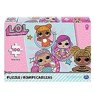CARDINAL GAMES 6052480 L.O.L. Surprise 100-Piece Jigsaw Puzzle, Multi-Coloured