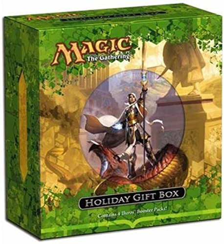 Magic The Gathering Holiday Gift Box 2013 by Magic the Gathering  Holiday Gift Box