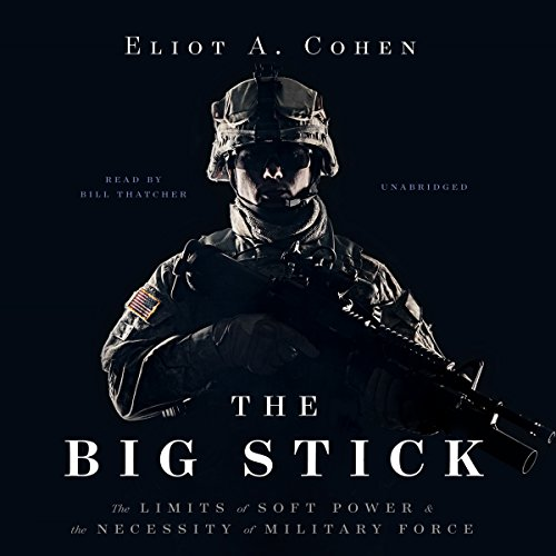 The Big Stick audiobook cover art