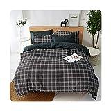 Juego de ropa de cama con estampado de leopardo rosa para el hogar, funda de edredón y funda de almohada, sábana encimera...