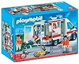 Playmobil 4221 City Action Emergency Ambulance