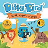 Best Books For Babies Animal Sounds - DITTY BIRD Baby Sound Book: Our Safari Animal Review