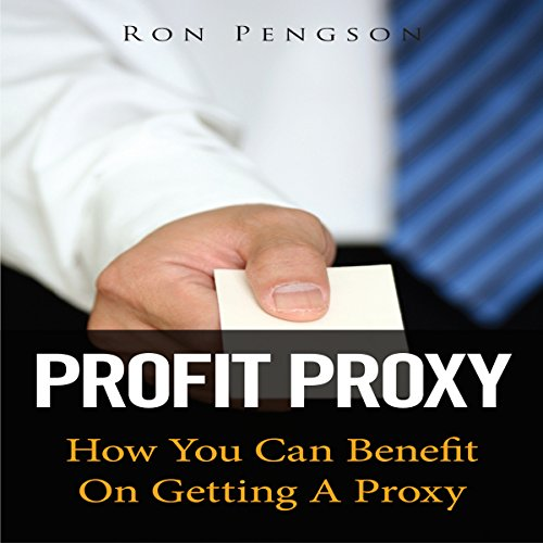 Profit Proxy cover art