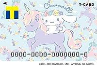 Tカード(シナモロール デザイン)/ Tポイントカード