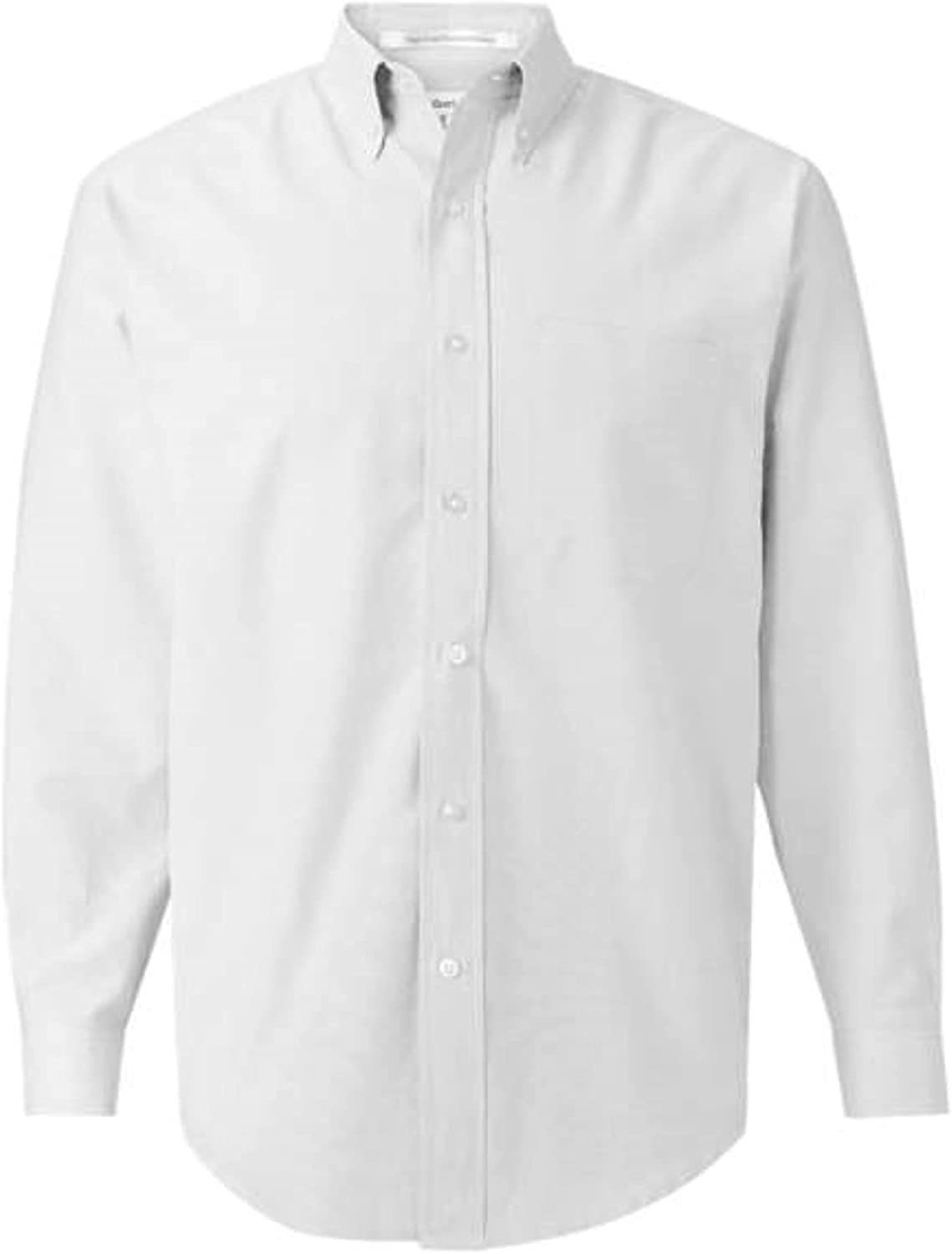 FeatherLite 7231 - Long Sleeve Oxford Shirt Tall Sizes