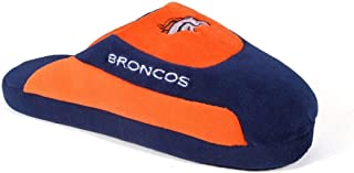 Happy Feet & Comfy Feet - Officially Licensed Mens and Womens NFL Low Pro Slippers