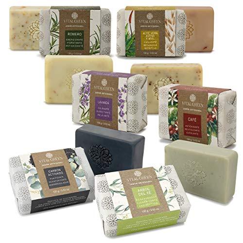 Jabón Orgánico  marca Vital Green