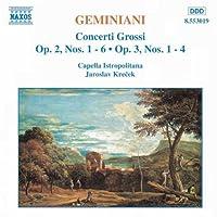 Geminiani: Concerto Grossi (1997-04-08)