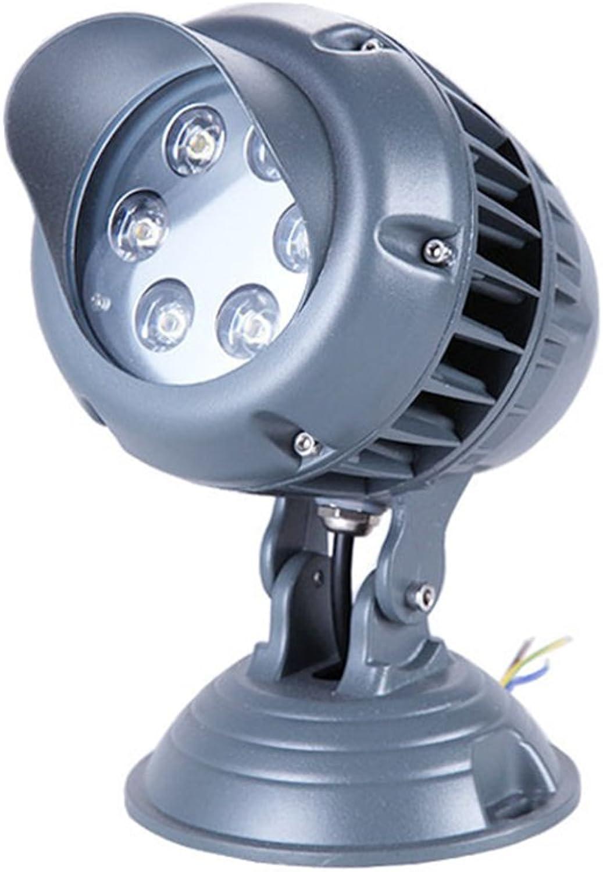 JAYLONG Flut-Licht 3W-18W LED, Wasserdichtes IP65, 1800Lm, Super Helle LED-Flut-Lichter Im Freien Für Spielplatz, Garage, Garten, Rasen Und Yard-Modell