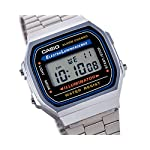 Casio watches Casio Men's Vintage A168WA-1 Electro Luminescence Watch