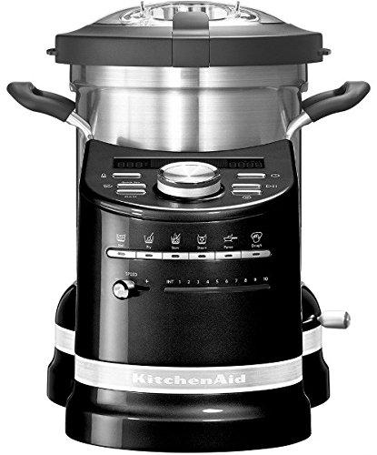 KitchenAid – Robot de cocina 5 kcf0103eob acabado negro ónice: Amazon.es: Hogar