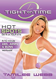 Tamilee Webb: Tight on Time - Hot Spots