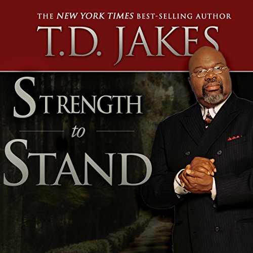 Strength to Stand audiobook cover art